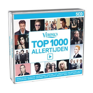 Various - Veronica Top 1000 Allertijden 2020  | CD
