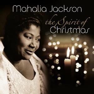 Mahalia Jackson - Spirit Of christmas   LP -Coloured, reissue-