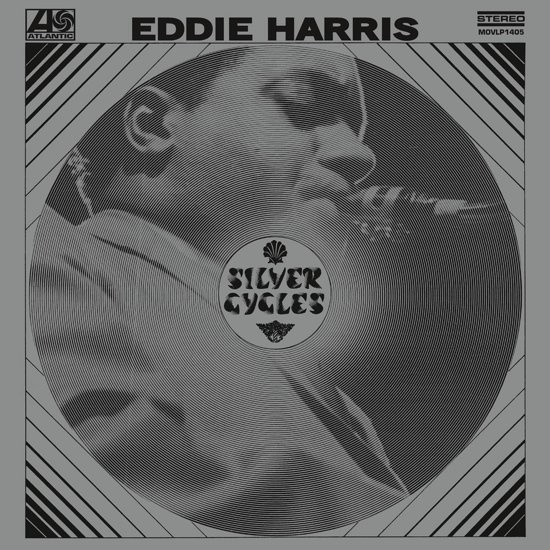 Eddie Harris - Silver cycles | LP