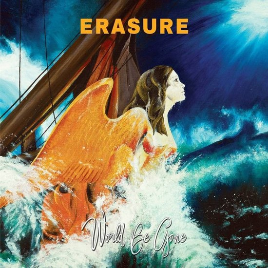 Erasure - World be gone | LP -Coloured vinyl-