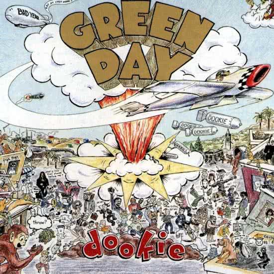 Green Day - Dookie | LP