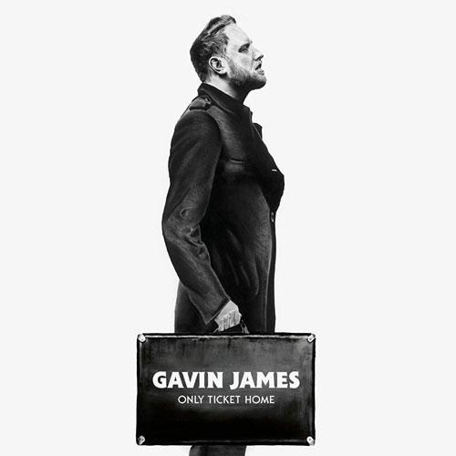 Gavin James - Only ticket home | CD