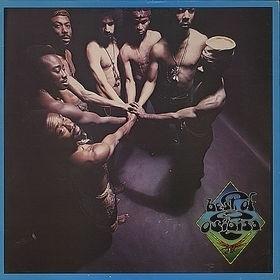 Osibisa - The best of Osibisa    | 2e hands vinyl LP