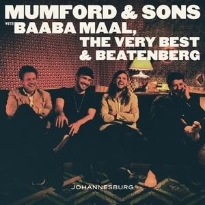"Mumford & Sons - Johannesburg   10""vinyl LP -Ep-"
