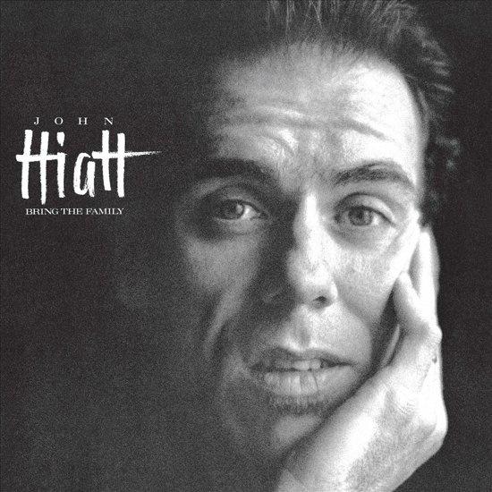 John Hiatt - Bring the family   LP
