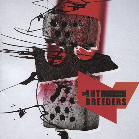 Breeders - All nerve | LP -Orange vinyl-