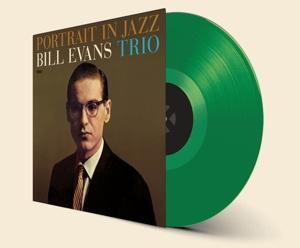 Bill Evans Trio - Portrait In jazz | LP  -coloured vinyl-