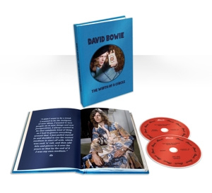 David Bowie - Width Of A Circle   2CD + BOOK