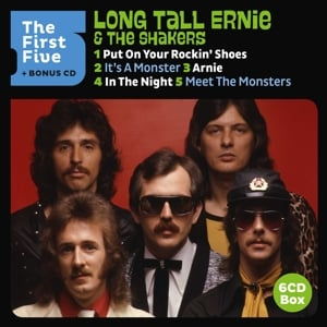 Long Tall Ernie & the Shakers - First Five | 6CD Limited Edition