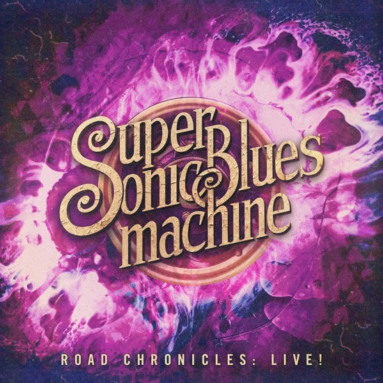Supersonic Blues Machine - Road Chronicles:Live!   2LP
