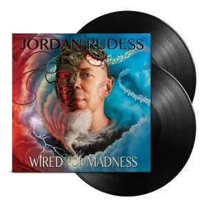 Jordan Rudess - Wired For Madness    2LP