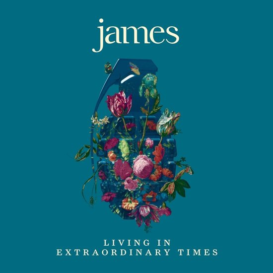 James - Living in extraordinary times | LP