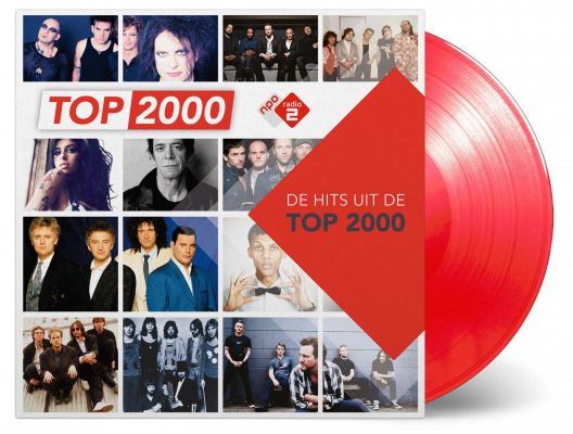 Various- Top 2000  | LP -Coloured vinyl-