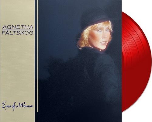 Agnetha Faltskog - Eyes of a woman  | LP -coloured vinyl-