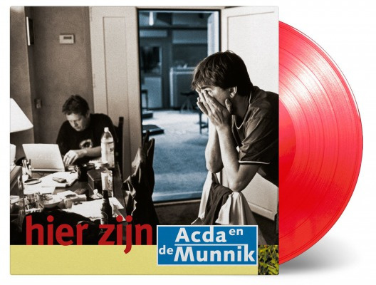 Acda & de Munnik - Hier zijn  | LP -coloured vinyl-