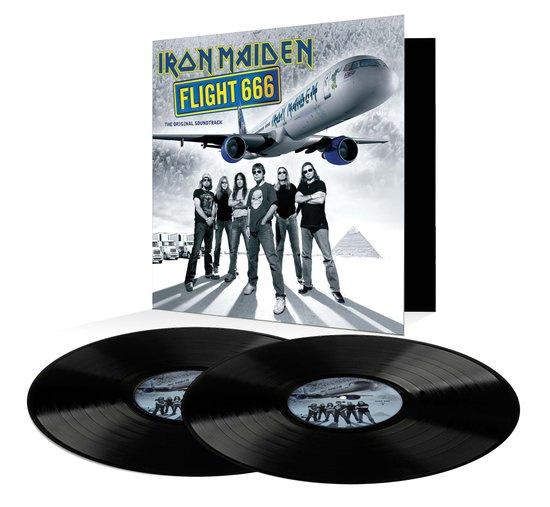 Iron Maiden - Fight 666   2LP