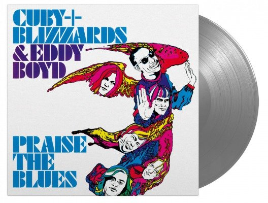 Cuby + Blizzards & Eddy Boyd - Praise the blues | LP