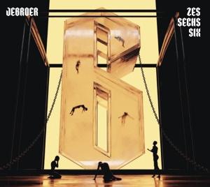 Jebroer - Zessechssix   3CD