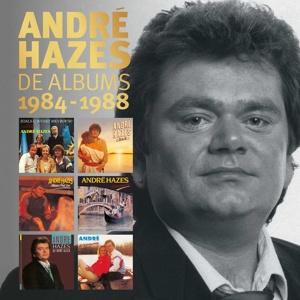 Andre Hazes - De Albums 1984 - 1988 | 6CD