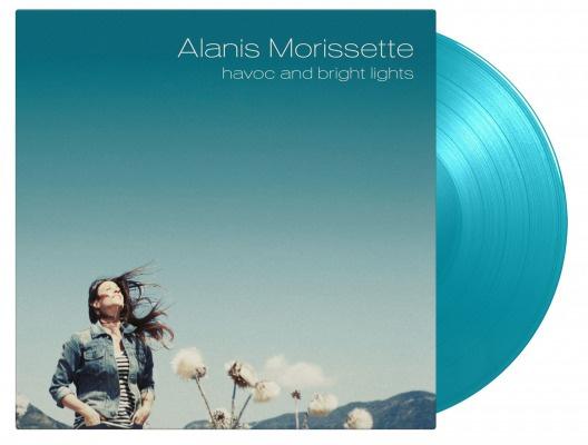 Alanis Morissette - Havoc And Bright Lights   2LP -Coloured vinyl-