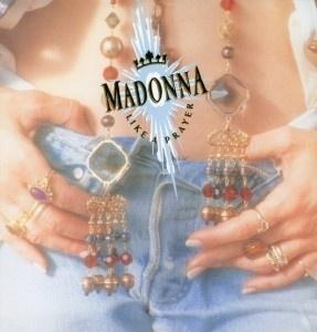 Madonna - Like a prayer | LP -reissue-