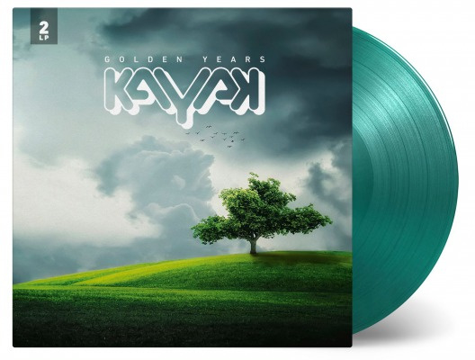 Kayak - Golden Years | 2LP -Coloured vinyl-