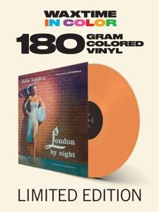 Julie London - London By Night -Hq- | LP  -coloured vinyl-