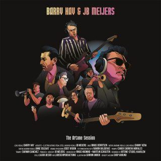 "Barry Hay & Jb Meijers -  Artone Session | 10"" vinyl single"