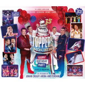 Toppers - Toppers In Concert 2019 Happy birthday party |  3CD