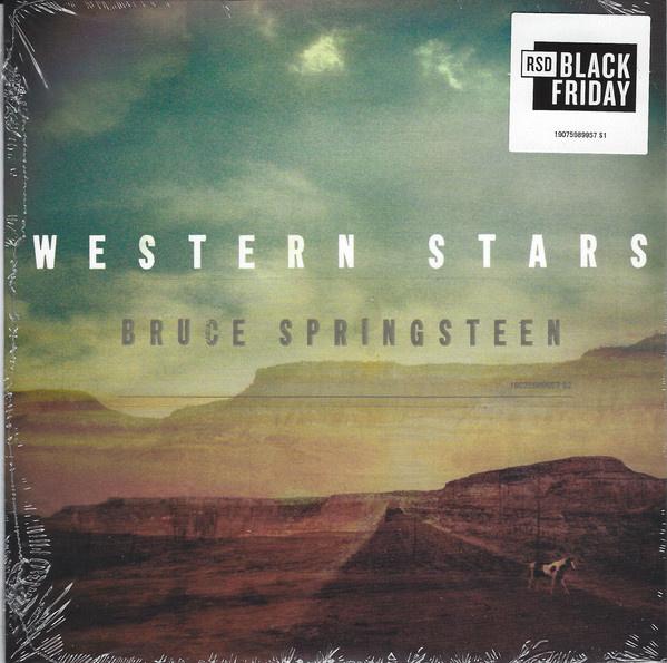 "Bruce Springsteen - Western Stars | 7"" single"