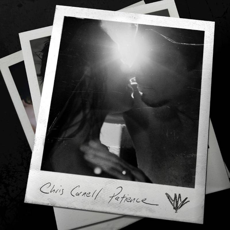 "Chris Cornell - Patience    7""vinyl single coloured vinyl"