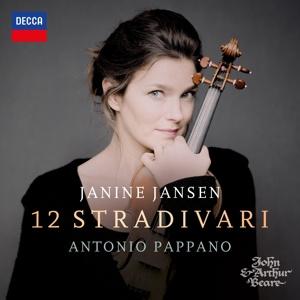 Janine Jansen - 12 Stradivari   CD