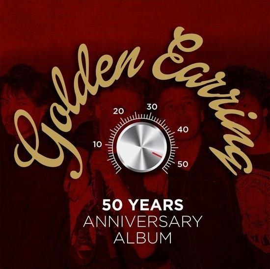 Golden Earring - 50 years | 3LP -zwart vinyl-