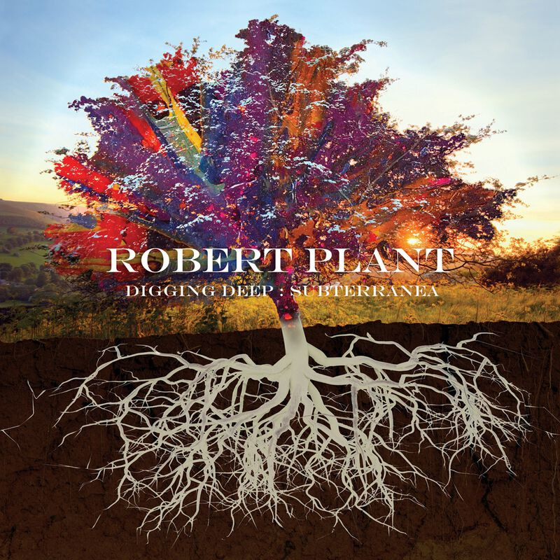 Robert Plant - Digging Deep: Subterranea | 2CD