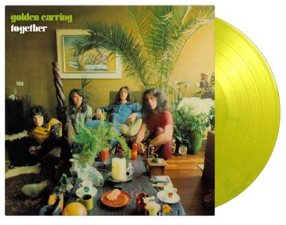 Golden Earring - Together | LP -Coloured vinyl-