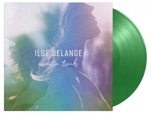 "Ilse DeLange - Acoustic tracks | 10"" E.P. -coloured vinyl-"