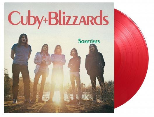 Cuby & Blizzards - Sometimes   LP -Coloured Vinyl-