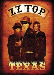 Zz Top - Little Ol' Band From Texas | Blu-Ray