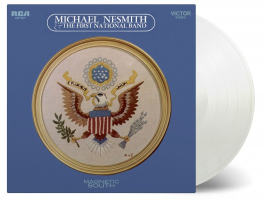Michael Nesmith - Magnetic South | LP -Coloured vinyl-