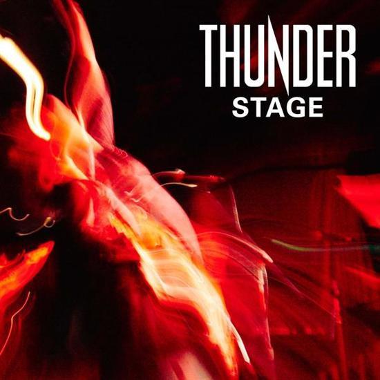 Thunder - Stage   3LP