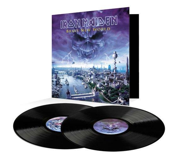 Iron Maiden - Brave New World    2LP