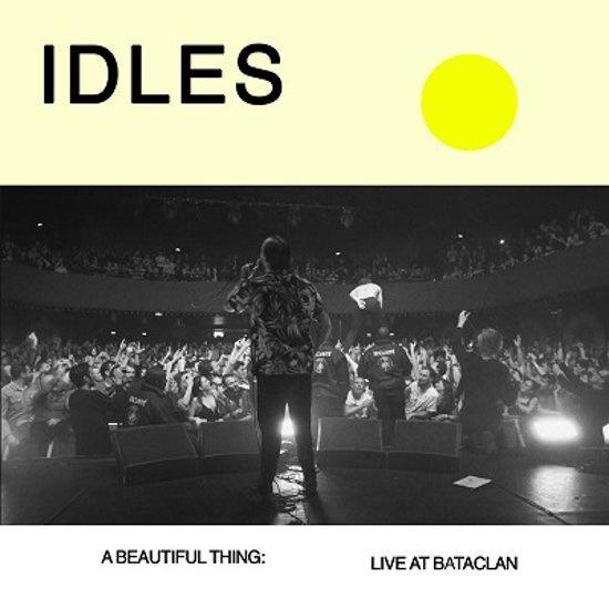 Idles - A Beautiful Thing: Idles Live At Le Bataclan   2CD