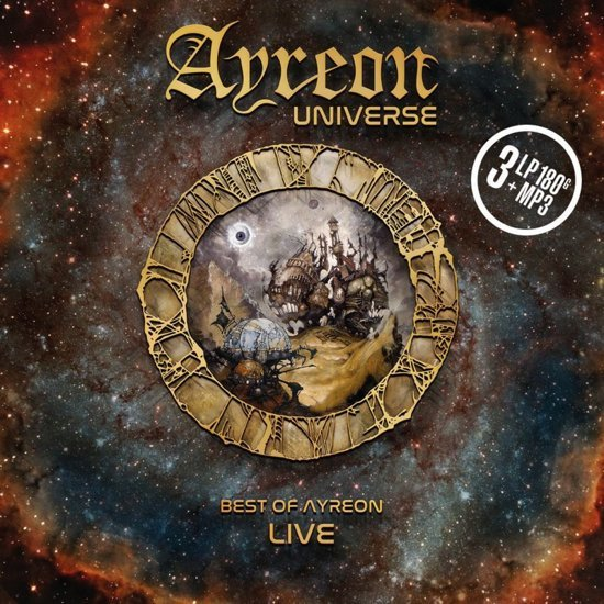 Ayreon - Ayreon Universe: best of Ayreon live | 3LP