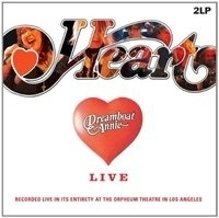 Heart - Dreamboat Annie live | 2LP