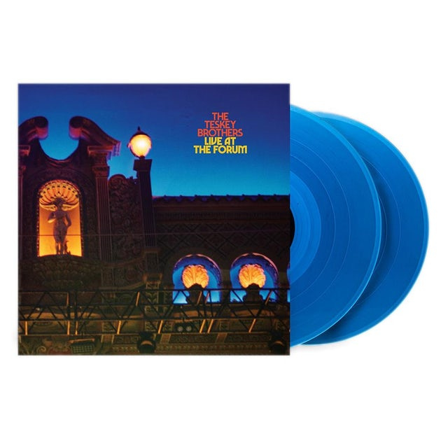 Teskey Brothers - Live at the Forum | 2LP
