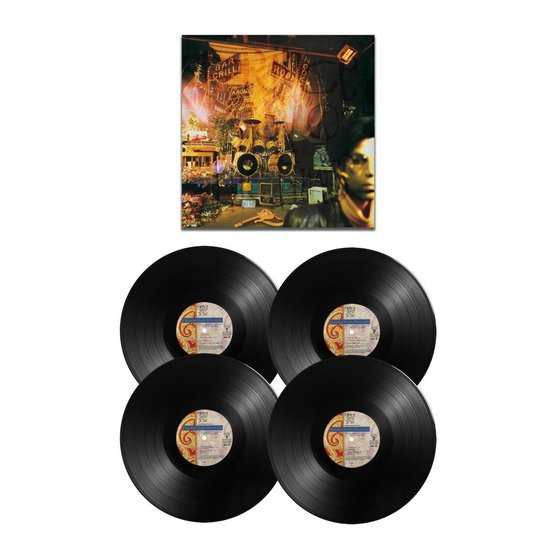 Prince - Sign O' the Times   4LP Deluxe Edition