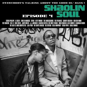 Various - Shaolin Soul episode 4   2LP+CD