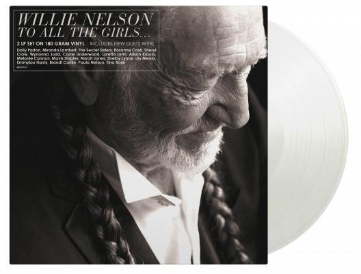 Willie Nelson - To All The Girls... | 2LP -Coloured vinyl, reissue-