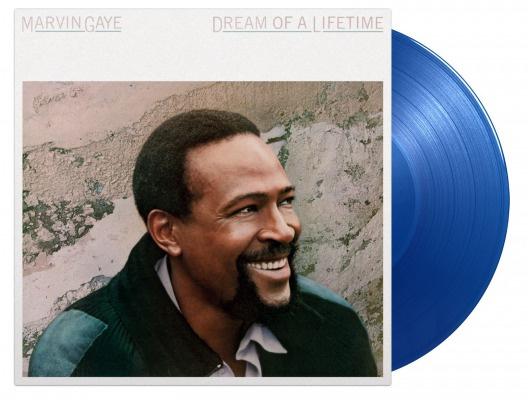 Marvin Gaye - Dream of a Lifetime | LP -Coloured vinyl-