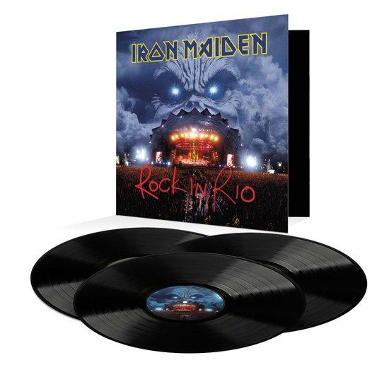 Iron Maiden - Rock in Rio    3LP